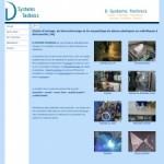 DSystems Technics: Centre d'usinage