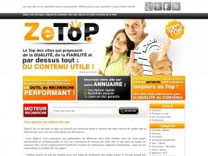 Annuaire ZeTop.fr