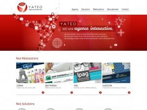 Yateo, une agence interactive