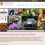 Parfum de fleurs : Cocktail floral par le fleuriste de La Baule
