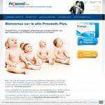Proxeed-Online : compléments alimentaires favorisant la fertilité