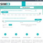 Simeo: Simulations de crédits en ligne