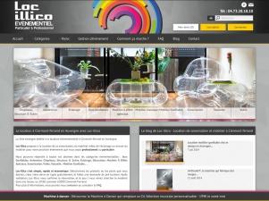 Locillico : Location de sono et meuble gonflable