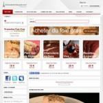 Charcuterie-foie-gras.com: Livraison de foie gras et de charcuterie en France et à l'étranger