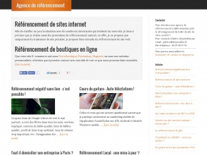 Sitepenalise.fr – blog de référencement