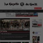 La Gazette du Geek, le journal des passionnés