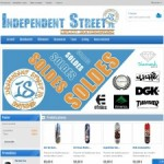 Independentstreet.fr : le skateshop old school