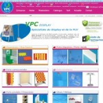 VPC Display – Vaste sélection de porte-brochure