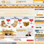 Pack Discount – calage carton