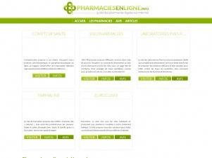 Pharmaciesenligne