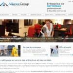 Alliance Group – Entreprise de nettoyage industriel et événementiel