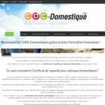 CAPA pour animaux avec CDC Domestique