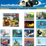 Se divertir avec des jeux de moto