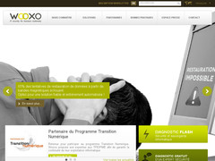 Wooxo, éditeur de logiciel français de solutions de sauvegarde
