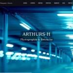 Arthurs-H : Photographe et retouche de photos à Bruxelles