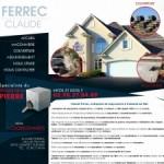 Ferrec Claude, entreprise de maçonnerie à Camaret-sur-Mer