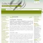 Guide Homéopathique