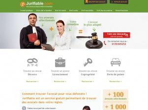 Jurifiable.com : trouver l'avocat pour vous défendre