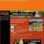 La Rainnevilloise, fournisseur de bois à Amiens