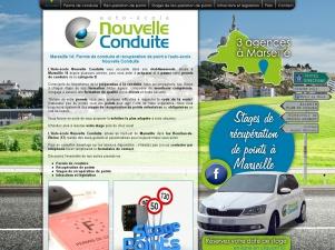 Nouvelle Conduite: Auto-école à Marseille 14