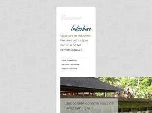 Vacances en Indochine