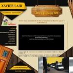 Xavier Lair, menuiserie à Caen