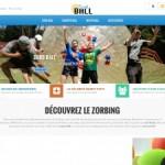 ZORBBALL.FR, importateur de waterball