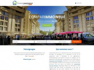 Comparimmoneuf, agence immobilière à Montpellier
