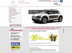 Garage Frey, spécialiste de la voiture sans permis dans la Drôme (26)
