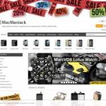 Accessoires et pièces détachées pour iPhone: MacManiack