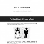 Avocat Divorce Paris : Petit guide du divorce à Paris