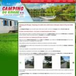 Le Camping du Rivage, le Nord où il fait bon vivre!