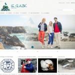 Le Glazik, vêtements de bord de mer
