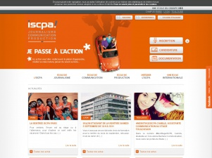Ecole de communication ISCPA