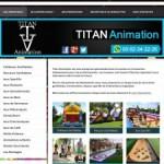 Titan Animation – Location de jeux et structures gonflables
