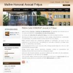 Maître Honorat avocat à Fréjus