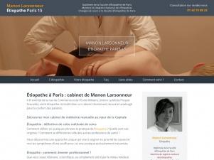 Manon Larsonneur Etiopathe