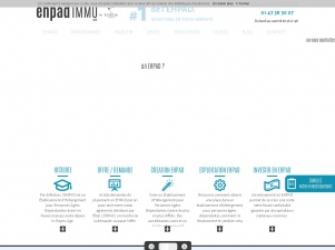 Vos investissement en EHPAD avec ehpadimmo