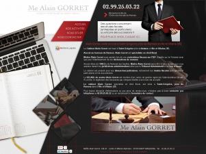 Gorret Alain, faites confiance à un avocat à Rennes!