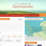 Guide des campings de la Normandie