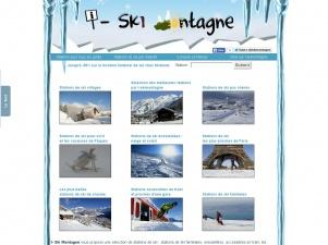 I-Ski Montagne, stations de ski et montagne authentiques