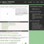 Le Régime Thonon