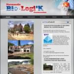 Normandie Bio-Logi'k – travaux de construction écologique près de Caen