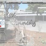 Site du collège Kennedy de Mulhouse