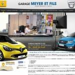 Votre carrosserie prise en charge par le garage automobile Meyer et Fils près de Mulhouse