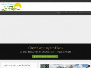 Gîtes Filaos — Gîte et Camping au Cirque de Mafate
