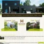 Maisons D'Intérieur – Construction et extensions de maisons en bois près de Caen (14)