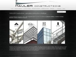 Mauler Constructions: le leader de la construction métallique