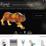 Objets moins chers en cristal sur Cristal Art & Déco