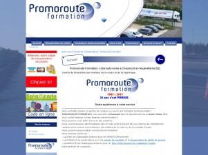 Promoroute Formation, une auto-école à petits prix à Chaumont